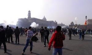 raisina-teargas
