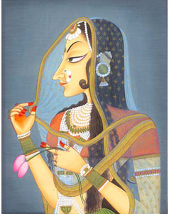 bani-thani-miniature-painting