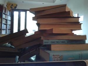 books-chaos