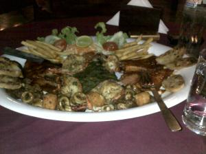 goa-fish-platter
