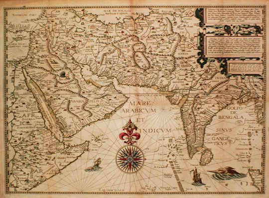 ancientindia map