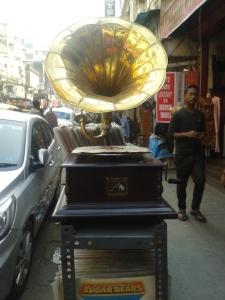cal-gramophone