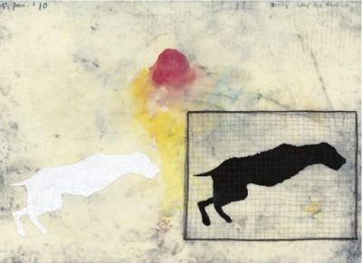 Max Neumann's art work, Animalinside