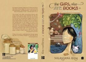 The Girl Who Ate Books, Kriti Monga/ HarperCollins India, Jan 2016