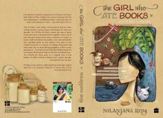 The Girl Who Ate Books, Kriti Monga/ HarperCollins India, Jan 2016