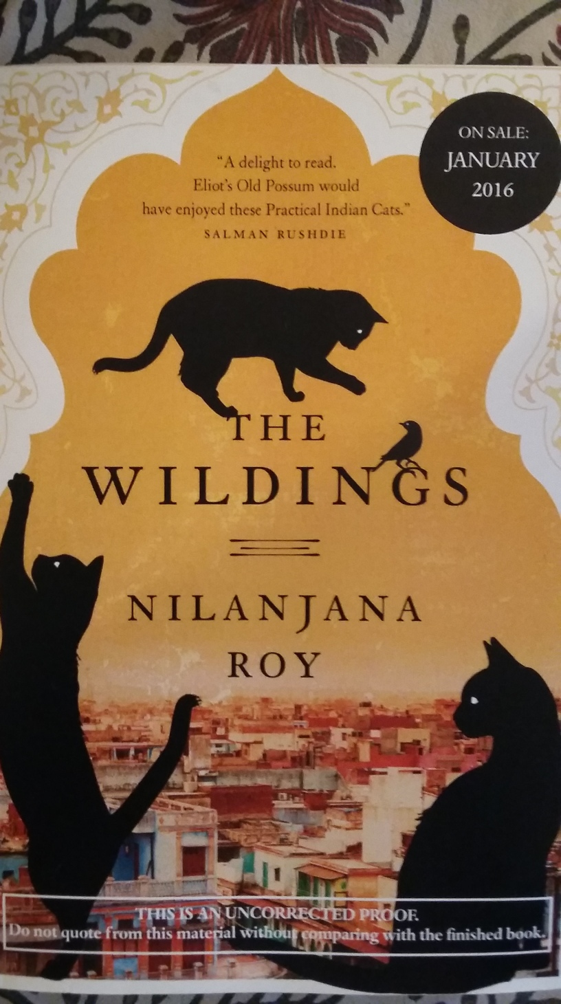 The Wildings, Kelly Hill/ Random House Canada, Jan 2016