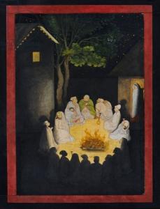 nainsukh-villagers