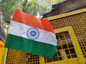 Tricolour, barricades